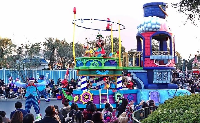 20 迪士尼聖誕村大遊行幸福在這裡夢之光大遊行