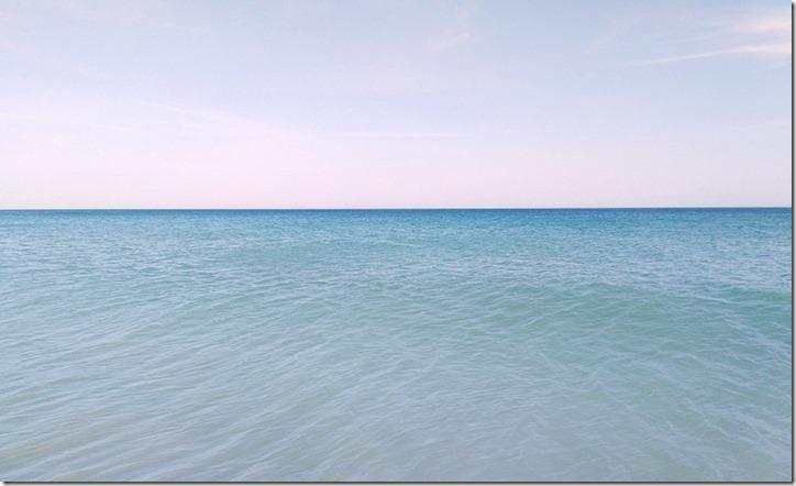 Mar Lagos férias acalmar abrandar