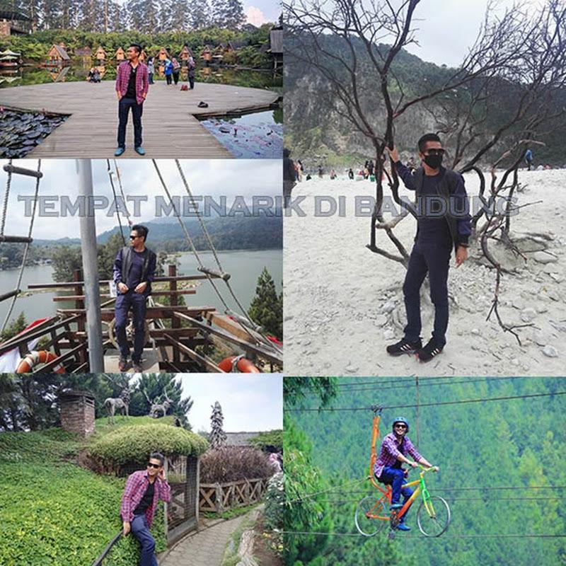 14 Tempat Menarik di Bandung Wajib Dilawati