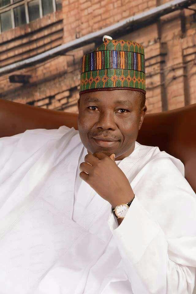 Tribute to Late Dr. Onukaba Adinoyi Ojo