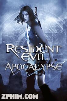 Vùng Đất Quỷ Dữ 2: Khải Huyền - Resident Evil: Apocalypse (2004) Poster