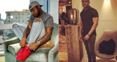 """'You Won't Be Lucky Next Time"""" -  Man Threatens Davido After Beating His Crew Members"""