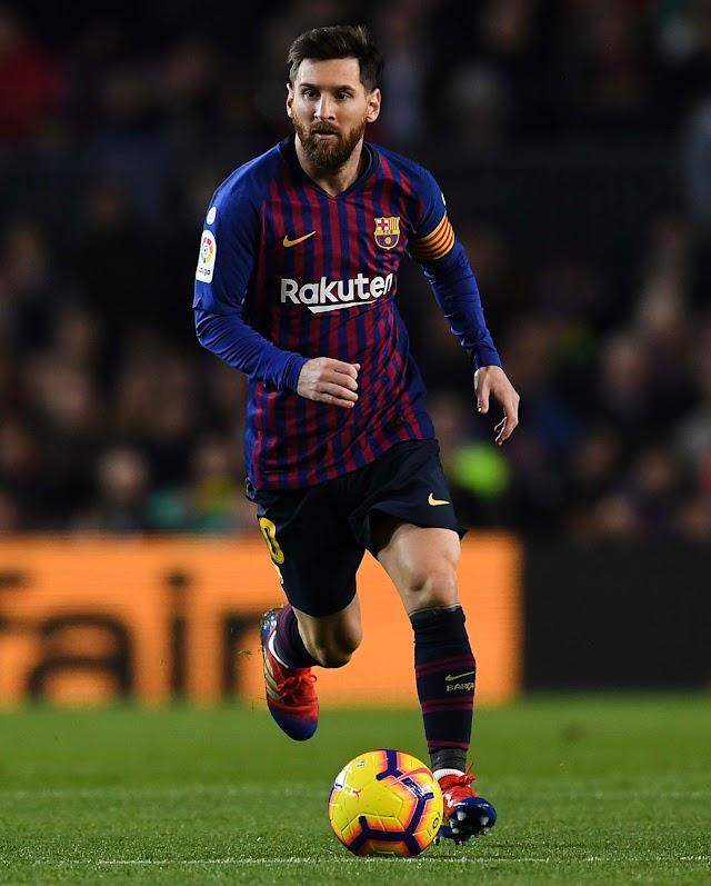 Lionel Messi - World Best Player