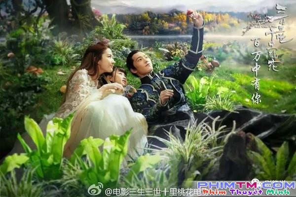 """""""Bạch Thiển"""" Lưu Diệc Phi và Dương Mịch có phải dè chừng với cô gái này? - Ảnh 9."""