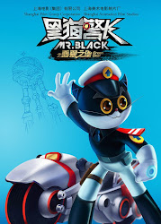 Mr Black- Green Star - Cảnh Sát Trưởng Mèo Đen 2- Ngôi Sao Xanh
