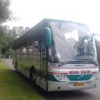 Volvo B12 Jonkheere Mistral 70 van Bovo Tours bus 300