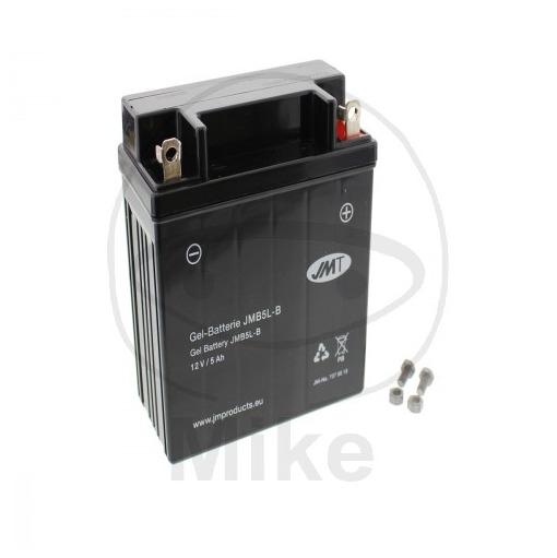 JMT GEL Batterie wartungsfrei DR600 / DR650 SP41+SP42