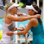 Caroline Wozniacki & Agnieszka Radwanska - Mutua Madrid Open 2015 -DSC_8092.jpg