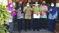 Reorganisasi KTNA Purworejo, Yogo Trianto Rudito Jadi Ketua