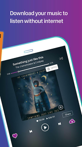 Anghami Music 3.2.40 screenshots 9