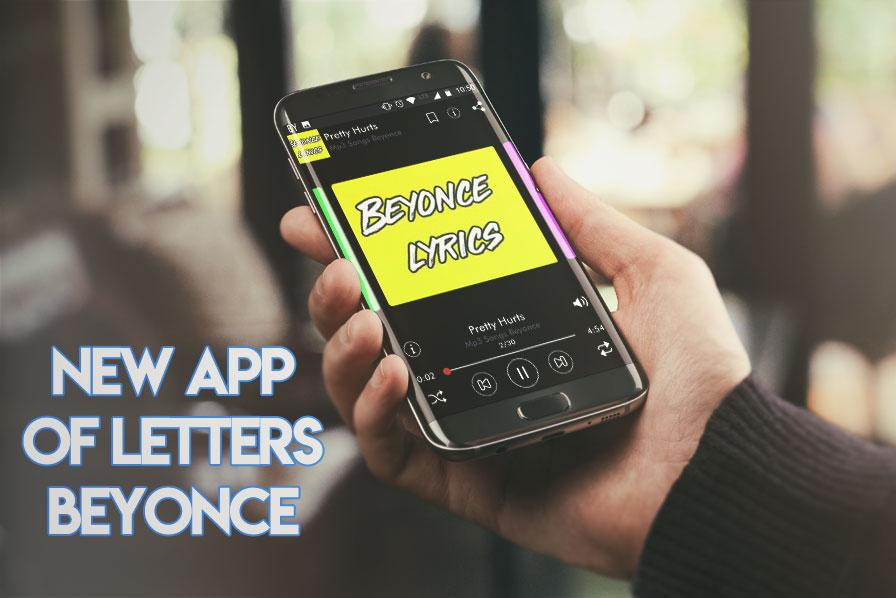 Beyonce lyrics of the songs - Apps on Google Play
