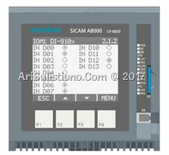 SICAM A8000 - Siemens Compact RTU & Data Concentrator/Gateway