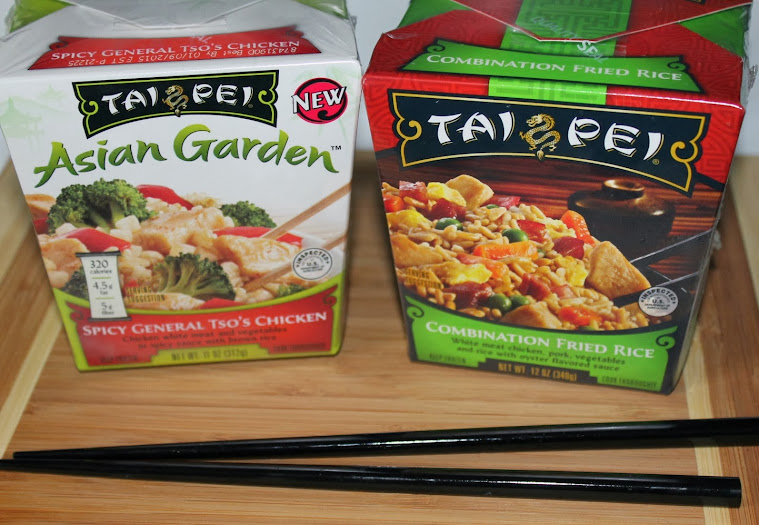 Tai Pei and Tai Pei Asian Garden Chinese Food Frozen Meals #TaiPeiFood