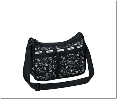 Peanuts X LeSportsac 7507 Deluxe Everyday Bag 02