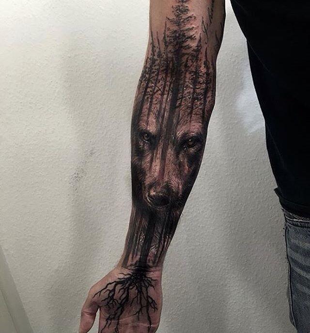 esse_rei_da_floresta_tatuagem