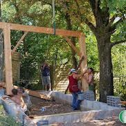 Structure bois atelier 2