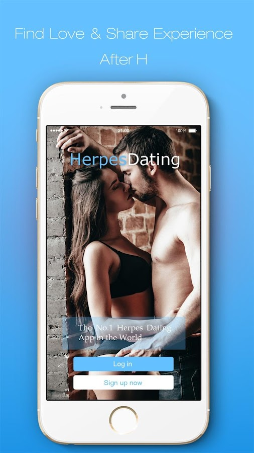 #1 Herpes Dating App- screenshot