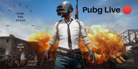 Pubg Live 🔴 Streaming Room by Pubg Pro Gyaan 🔴