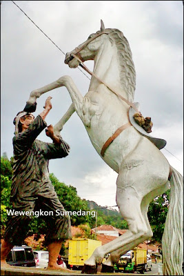 Atraksi Kuda Silat
