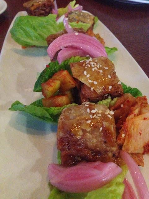 Mainland girl mw newest hawaiian fusion restaurant oahu - Hawaiian fusion cuisine ...