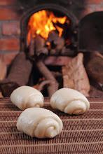 柴燒原味白饅頭