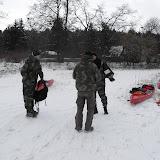 Zimowy Spływ Kajakowy