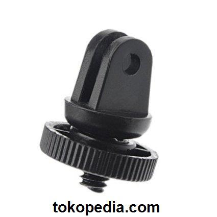 Mini Tripod Mount Adapter for Xiaomi Yi and GoPro