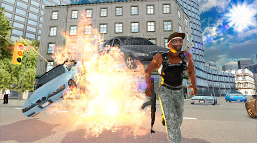 San Andreas Fight of Gangster  screenshots 2
