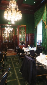 Hotel Sacher Dining Room 1
