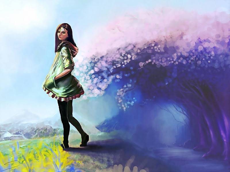 In Waves Of Forest, Fairies 4