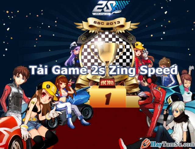Cách tải và cài đặt game 2S Zing Speed mới nhất