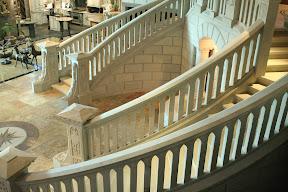 Interior, Showroom, Stairs