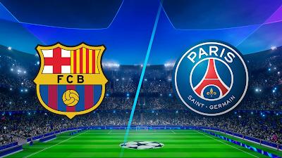 PSG vs Barcelona : Champions League Live Stream
