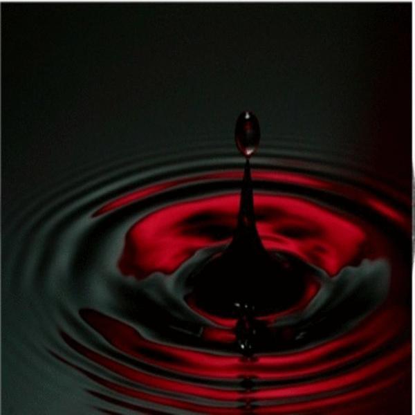 Bleeding Rose Red Drop, Bloody