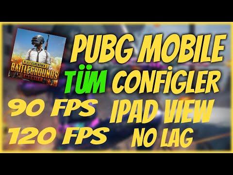 PUBG Mobile Config Nasıl Yapılır? [2021]