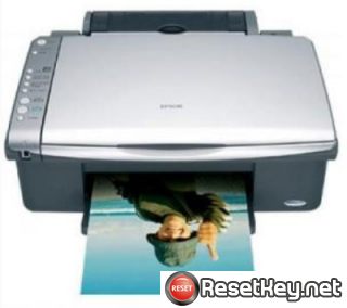Reset Epson CX4080 End of Service Life Error message