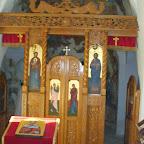 Света Литургија у цркви светог Николе у Дреновштици