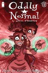 Oddly Normal #2 - 01