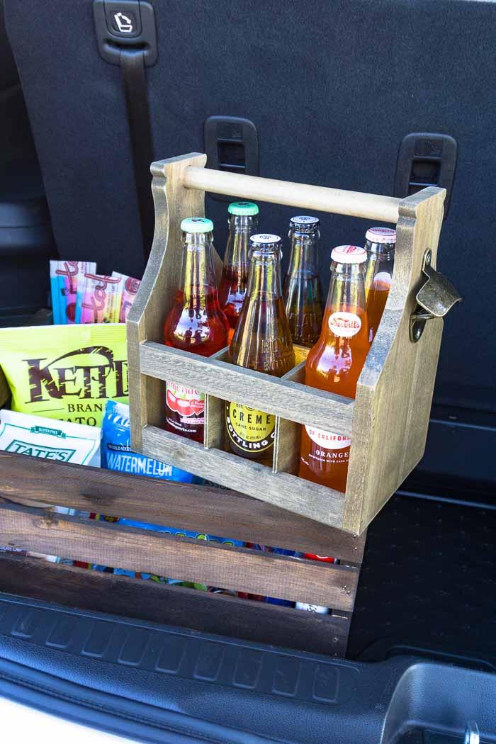 Soda Crate World Market