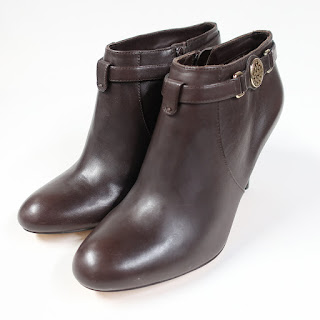 Coach Ankle Booties