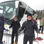 Teichalm snowshoe hike