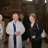 Inmetselen loden kistje in St. Agathakerk (afronding restauratie) - DSC06408.JPG