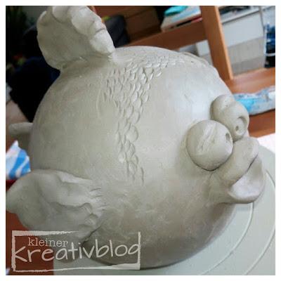 kleiner-kreativblog: Kugel-Fisch