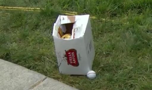 Bryson DeChambeau gets meme treatment after shot lands next to beer box