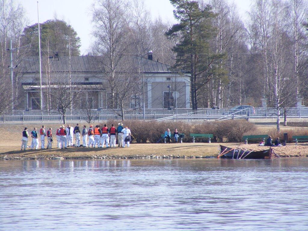 Kirkkovenesoudut 2009 - DSCF1119.JPG