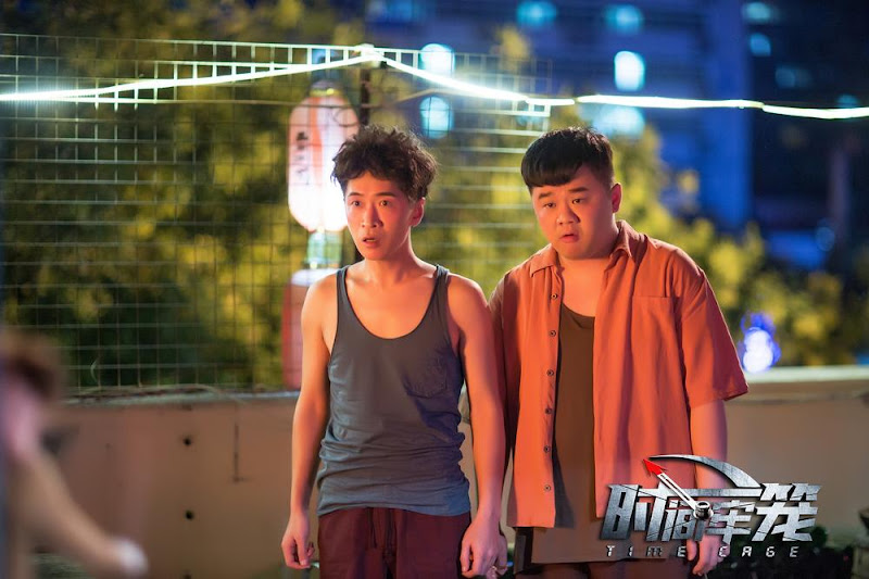 Time Cage China Movie