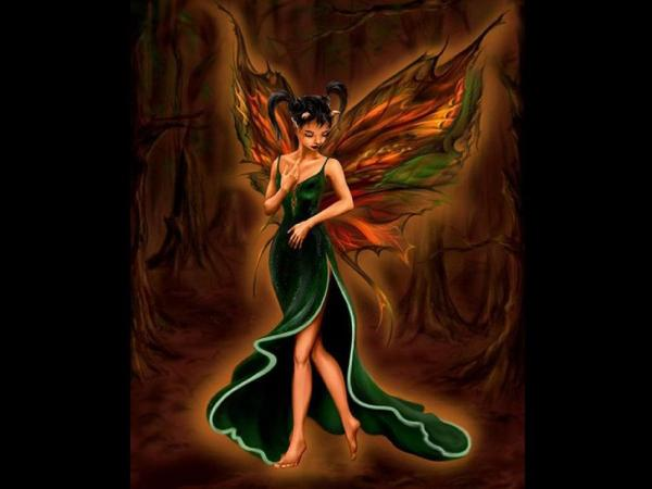 Marvelous Fay Of Nature, Fairies 4
