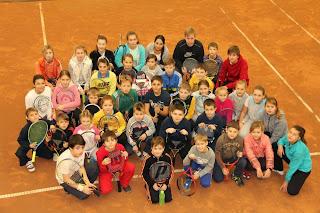 Детский новогодний турнир - 2014
