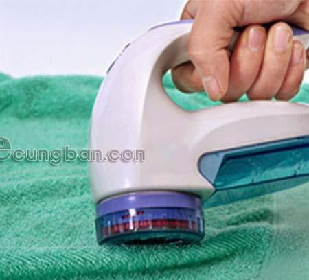 Máy cắt lông xù cầm tay dùng điện trực tiếp