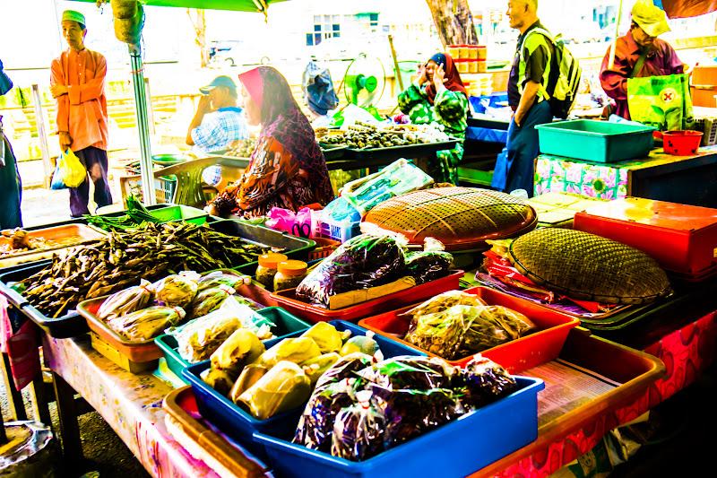 ブルネイ オープンマーケット 市場2